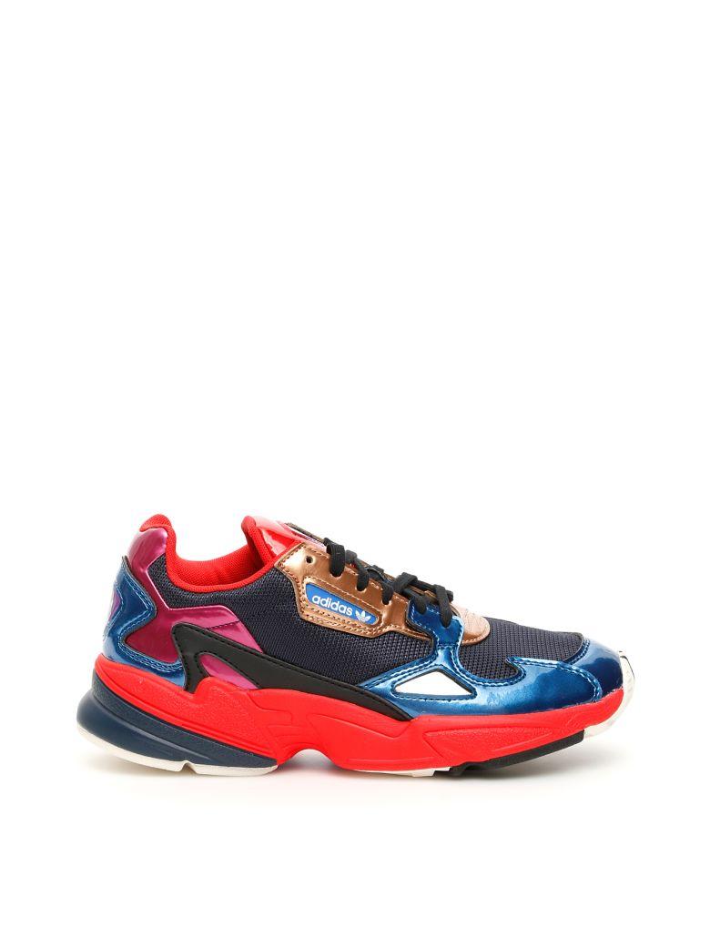 Adidas Falcon Sneakers - CONAVY CONAVY RED|Blu