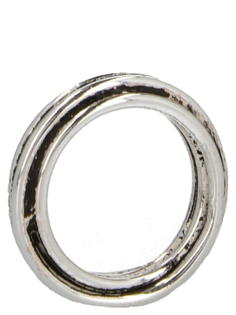 GIACOMOBURRONI Ring - Silver