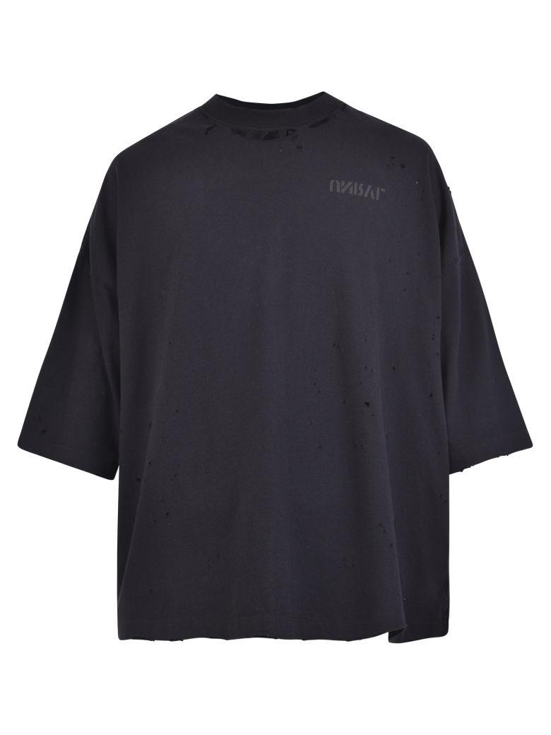 Ben Taverniti Unravel Project Destroyed T-shirt - Black