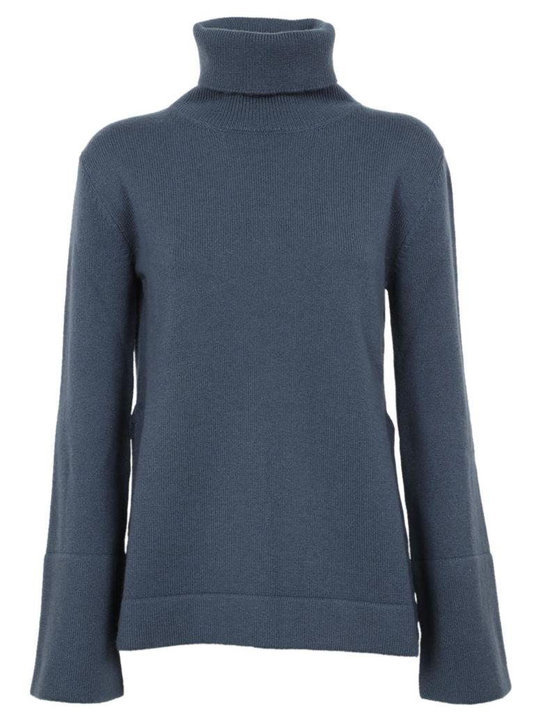 Saverio Palatella Roll Neck Sweater - Hurricane