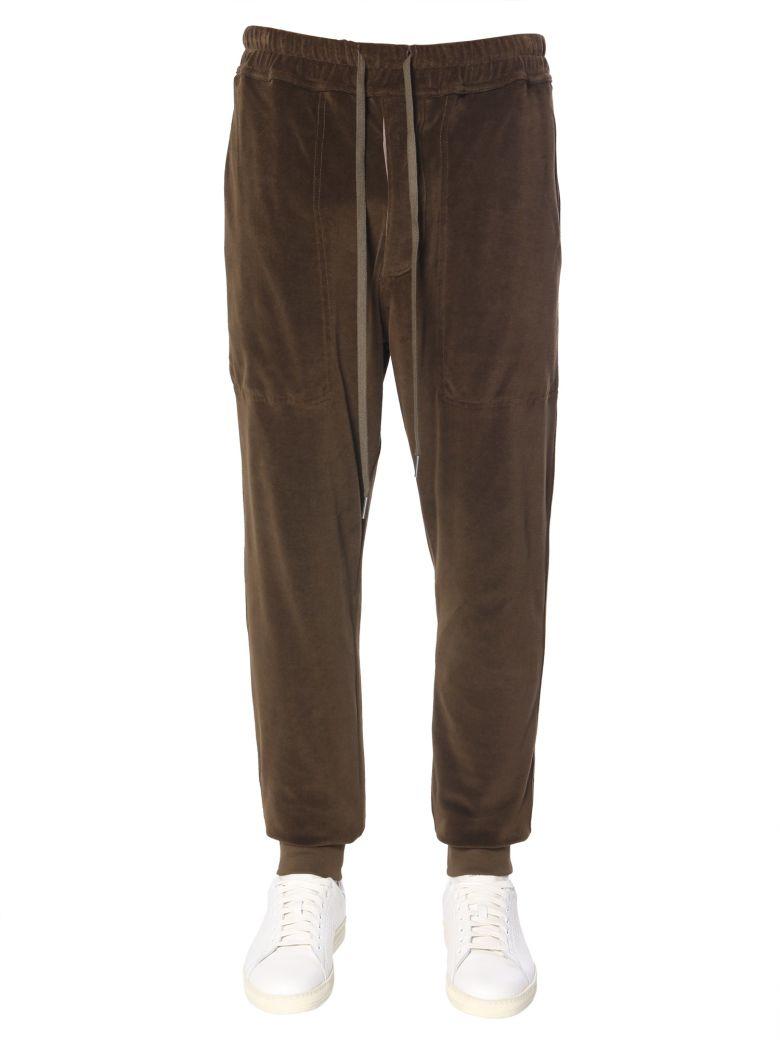 Tom Ford Jogging Trouser - MARRONE