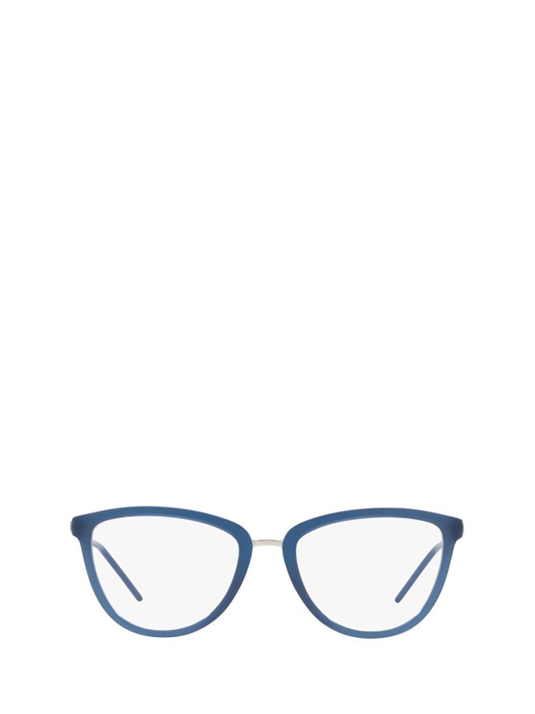 Emporio Armani Emporio Armani Ea3137 Blue Avio Milky Glasses - 5694