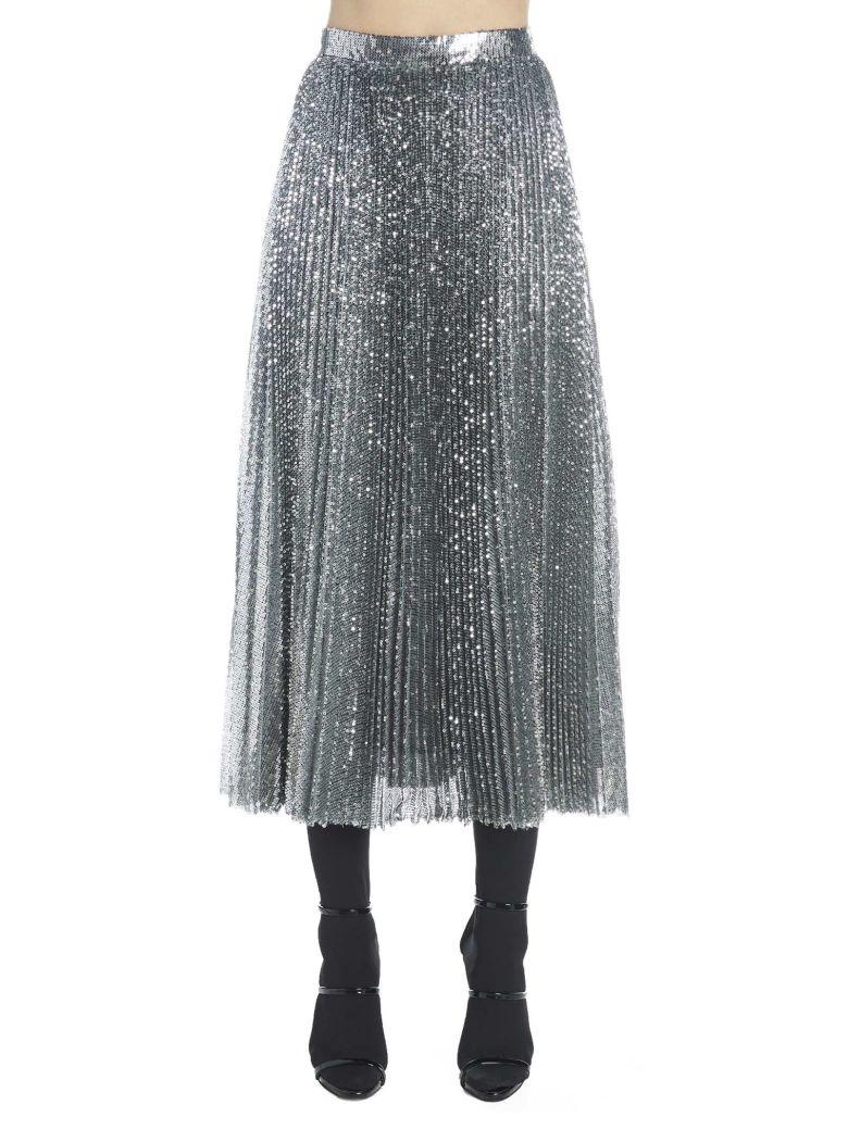 MSGM Skirt - Silver