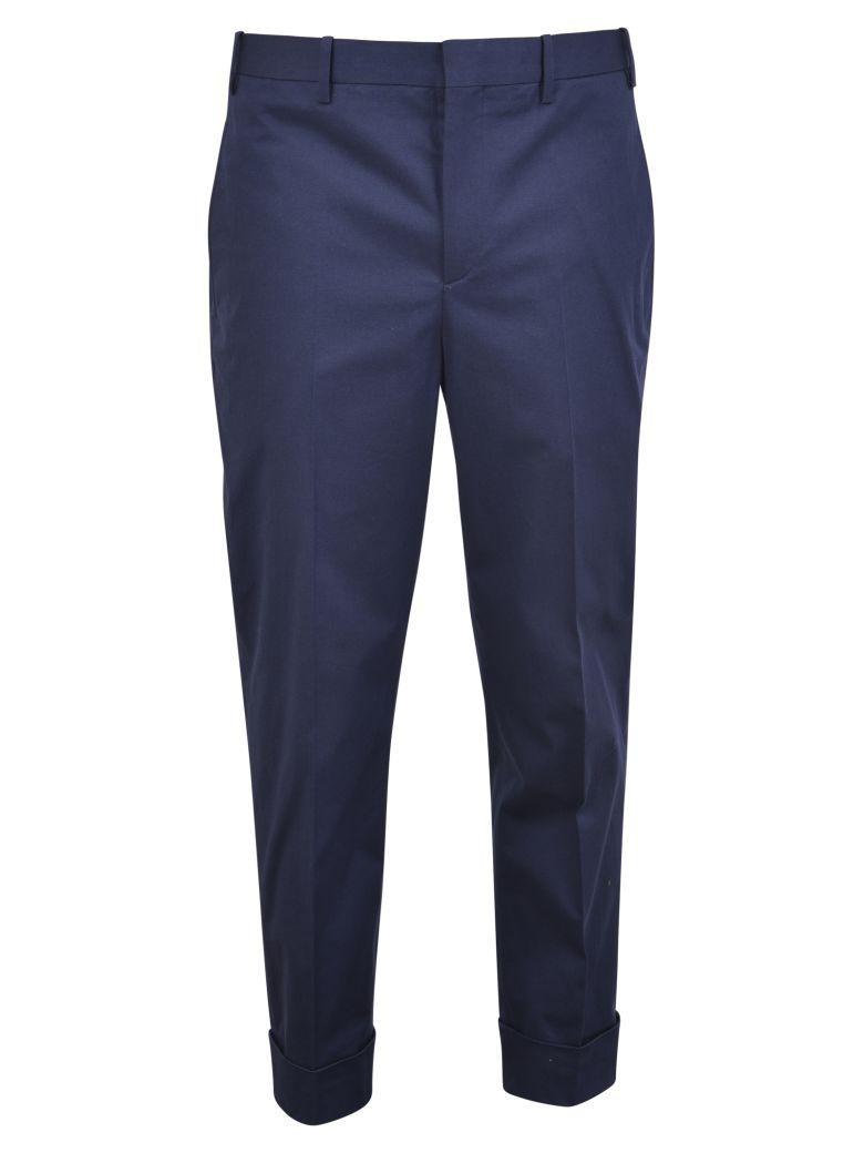 Neil Barrett Blue Trousers - Blue