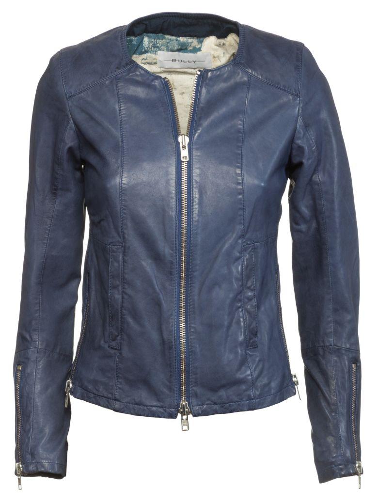 Bully Chanel Zip Jacket - Denim