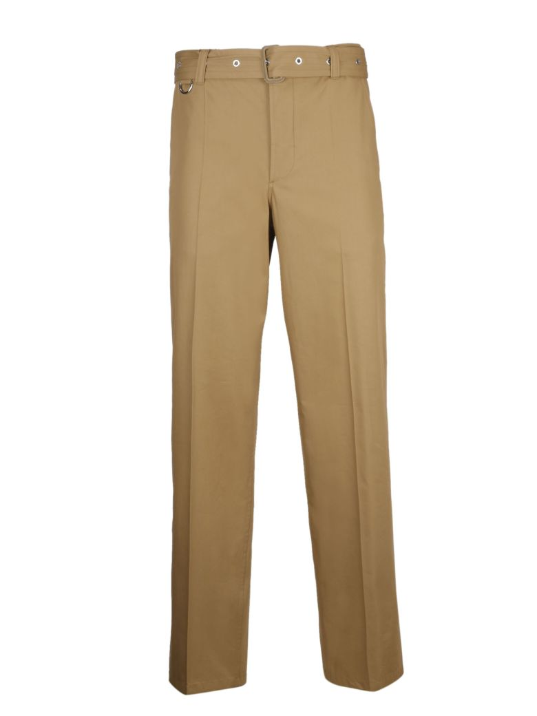 Burberry Belted Trousers - Basic