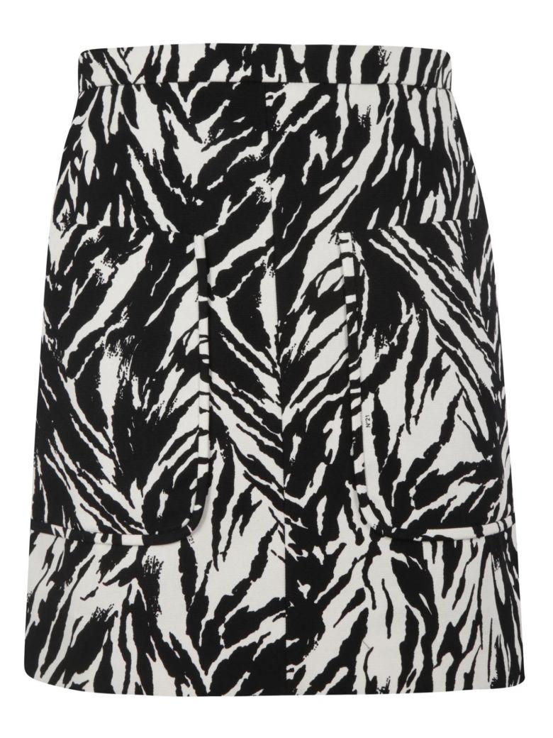 N.21 Woven Skirt - White