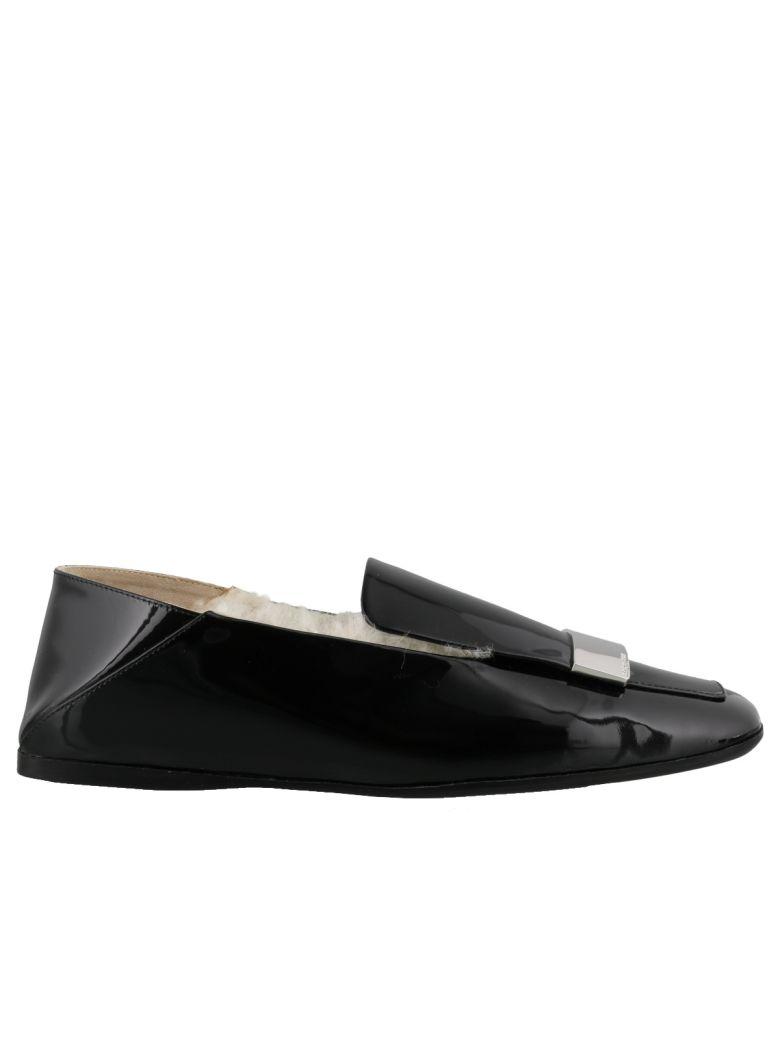 Sergio Rossi Sr1 Loafers - Black