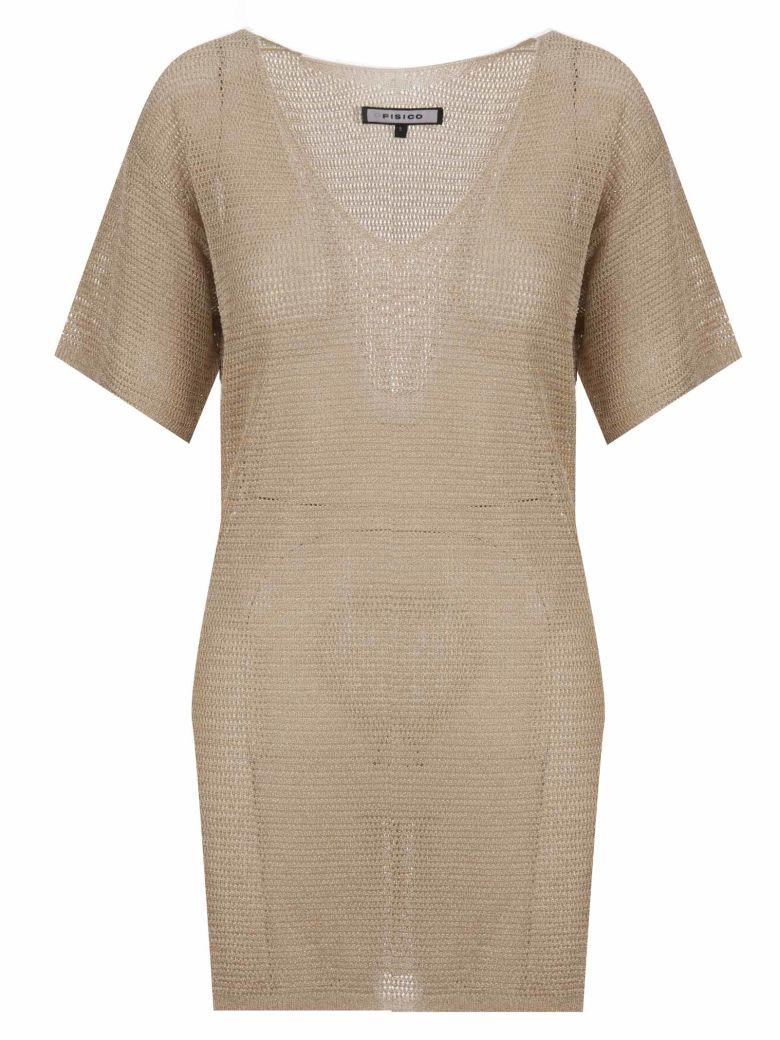 Fisico - Cristina Ferrari Fisico Dress - Gold