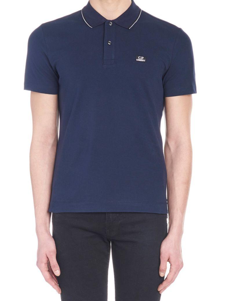 C.P. Company Polo - Blue