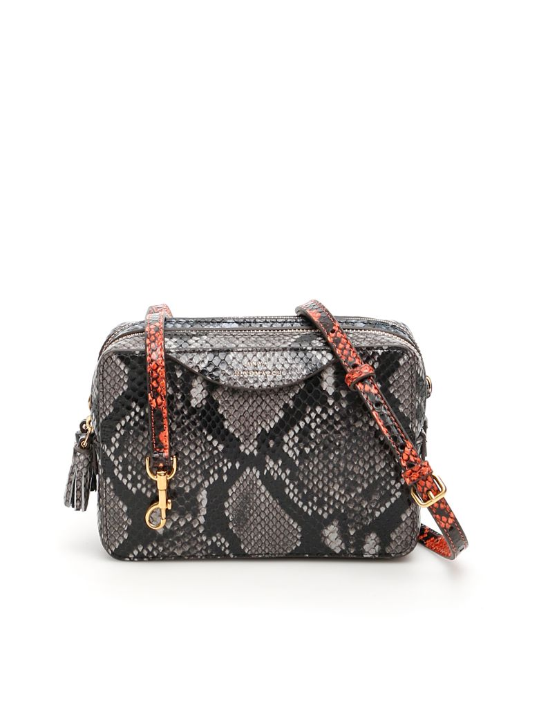 Anya Hindmarch Double Zip Mini Bag - Basic