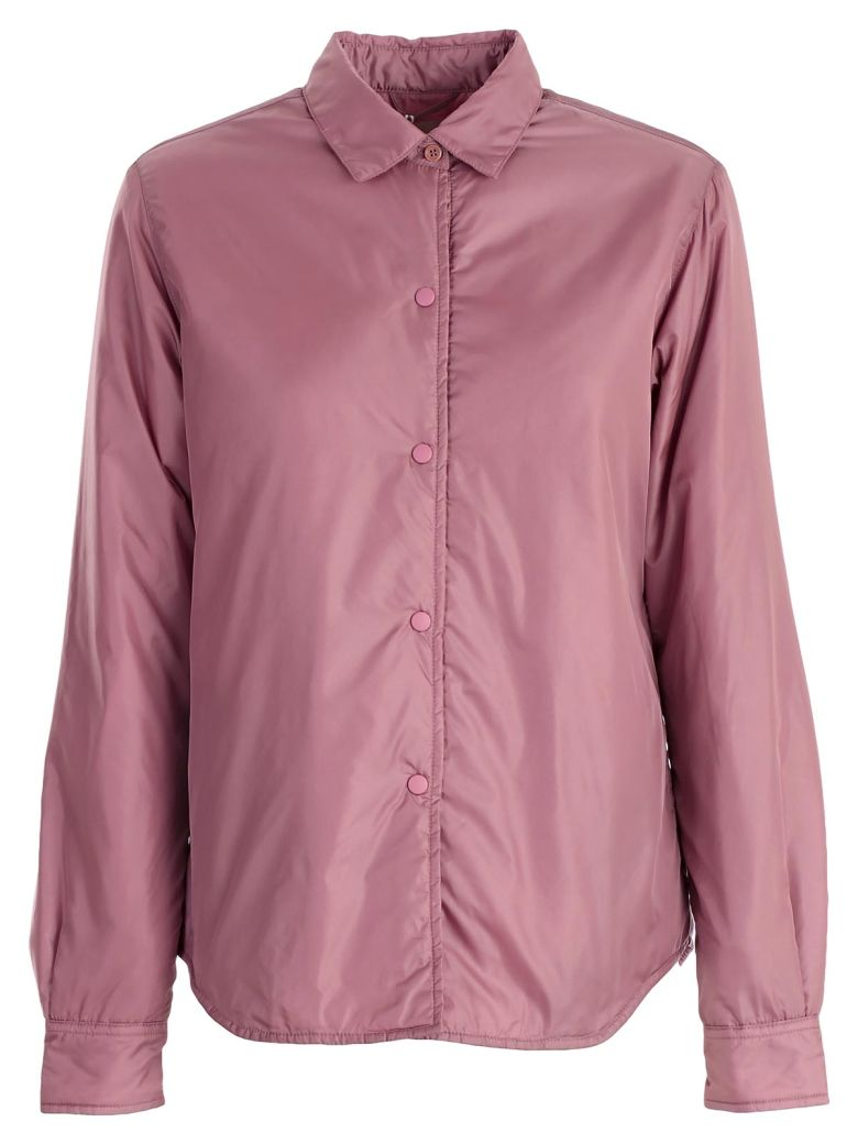 Aspesi Basic Shirt Jacket - Rosa