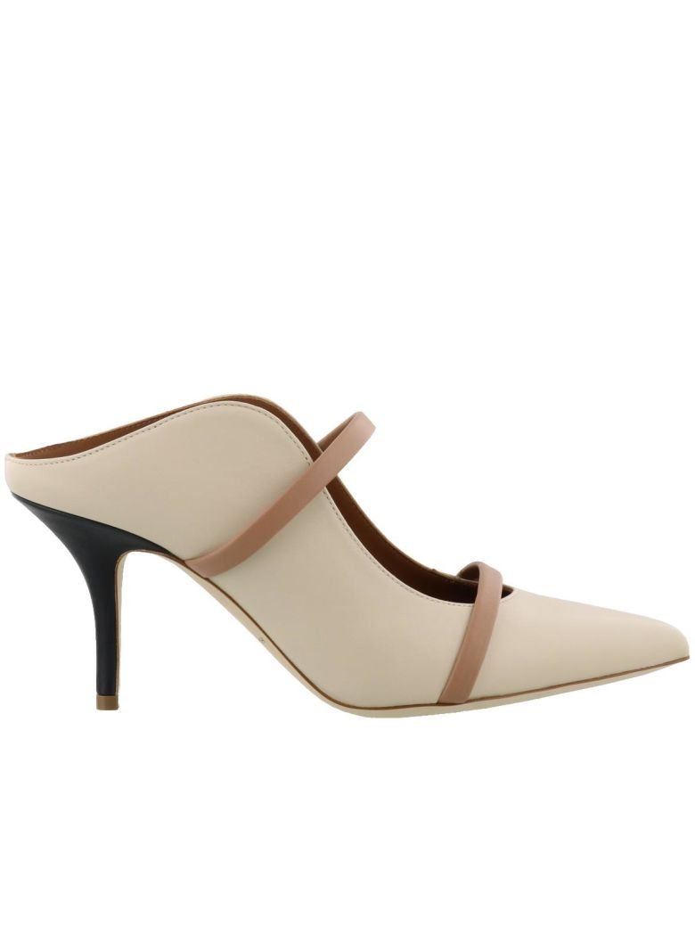 Malone Souliers Maureen Pump - Gray