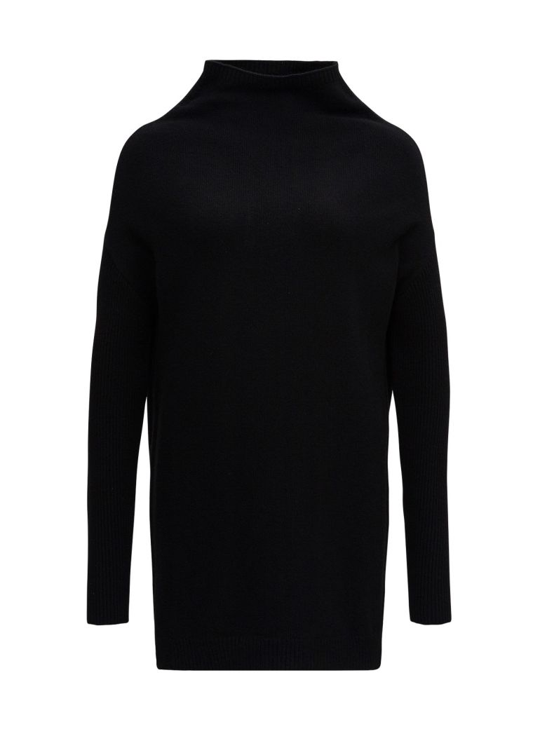 Rick Owens Loongline Sweater - Black