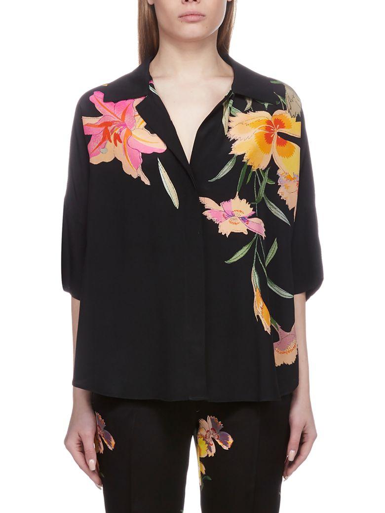 Etro Floral Kimono Shirt - Basic