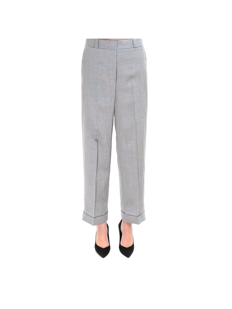 Theory Trousers - Grey