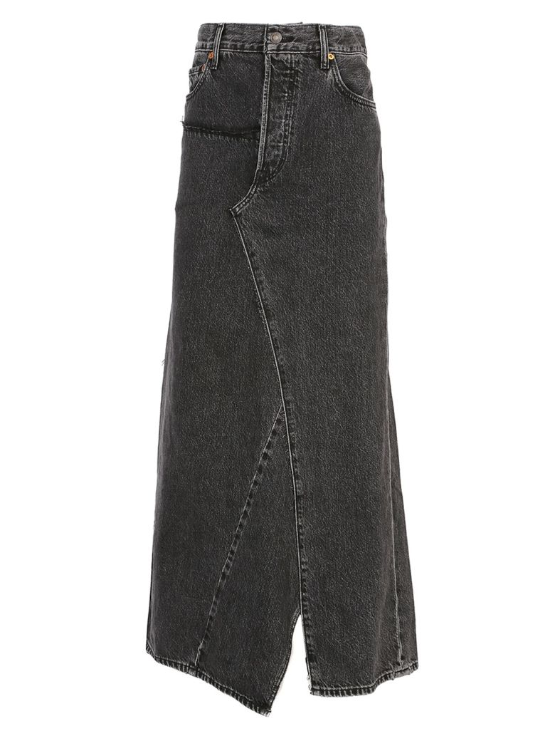 VETEMENTS - Skirt - Black