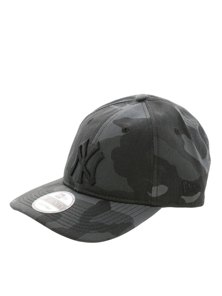 New Era Hat Hat Men New Era - grey