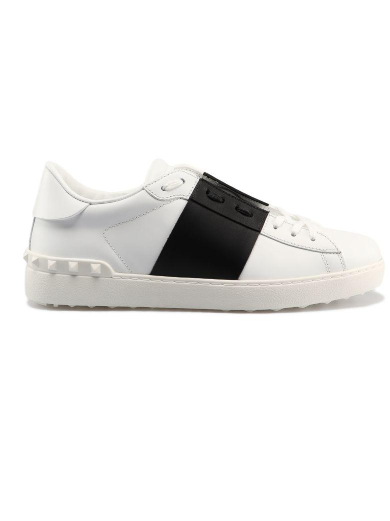 Valentino Garavani Open Sneakers - White