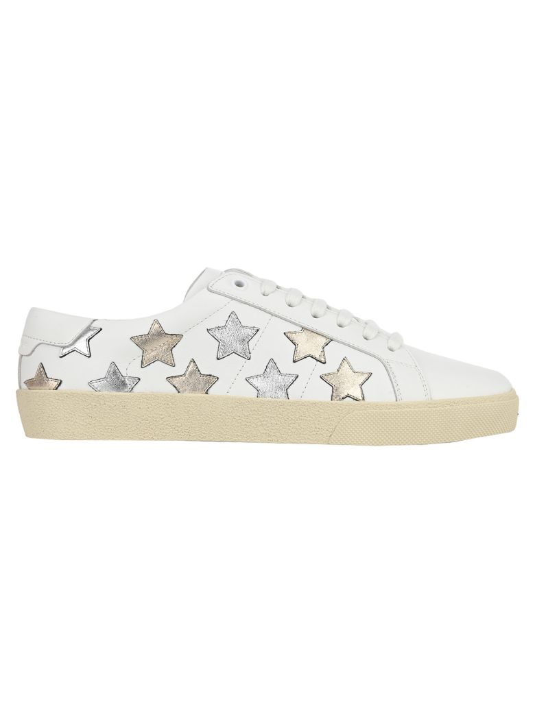 Saint Laurent Court Classic Sl/06 California Sneakers - WHITE