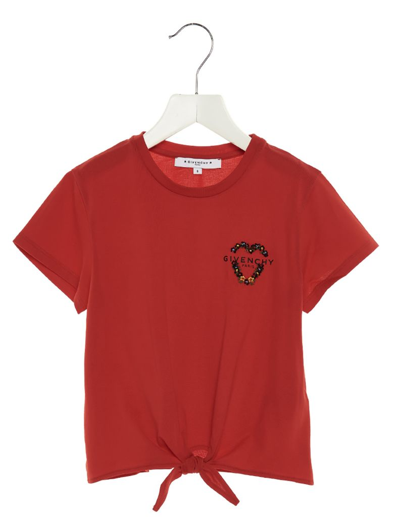 Givenchy T-shirt - Red
