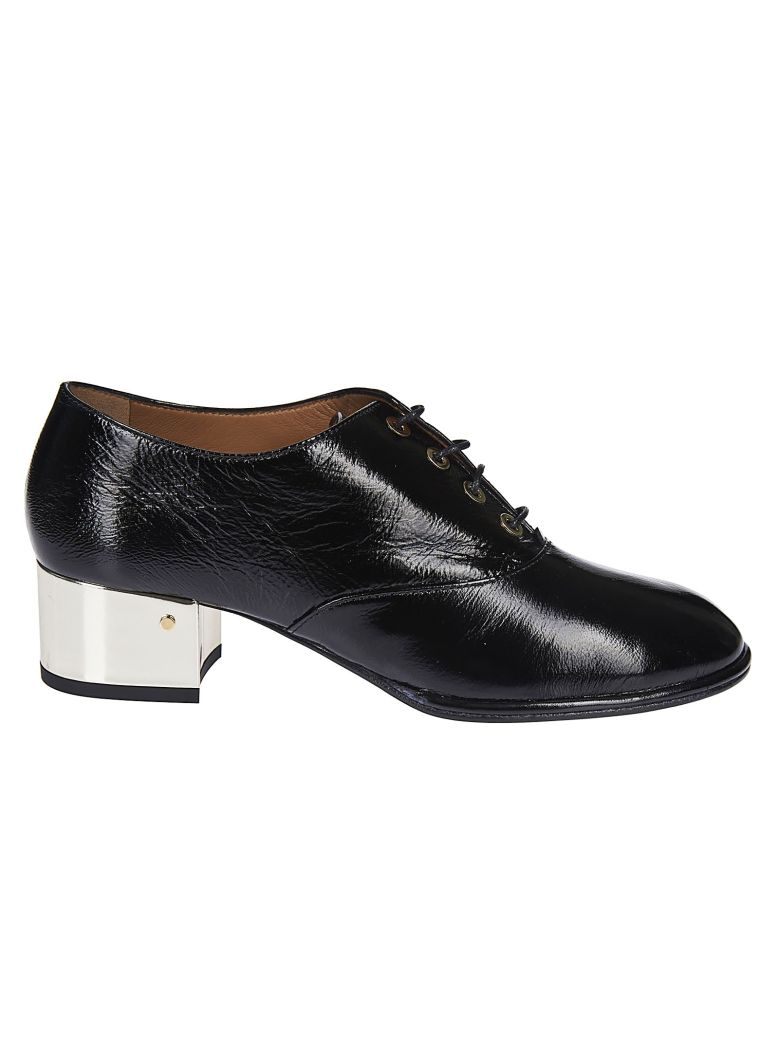 Laurence Dacade Tilly Lace-up Shoes - Black