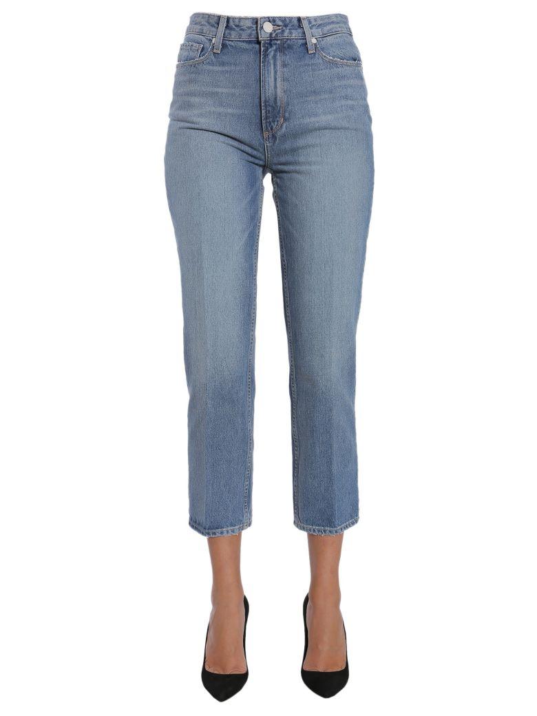 Paige Sarah Straight Jeans - DENIM