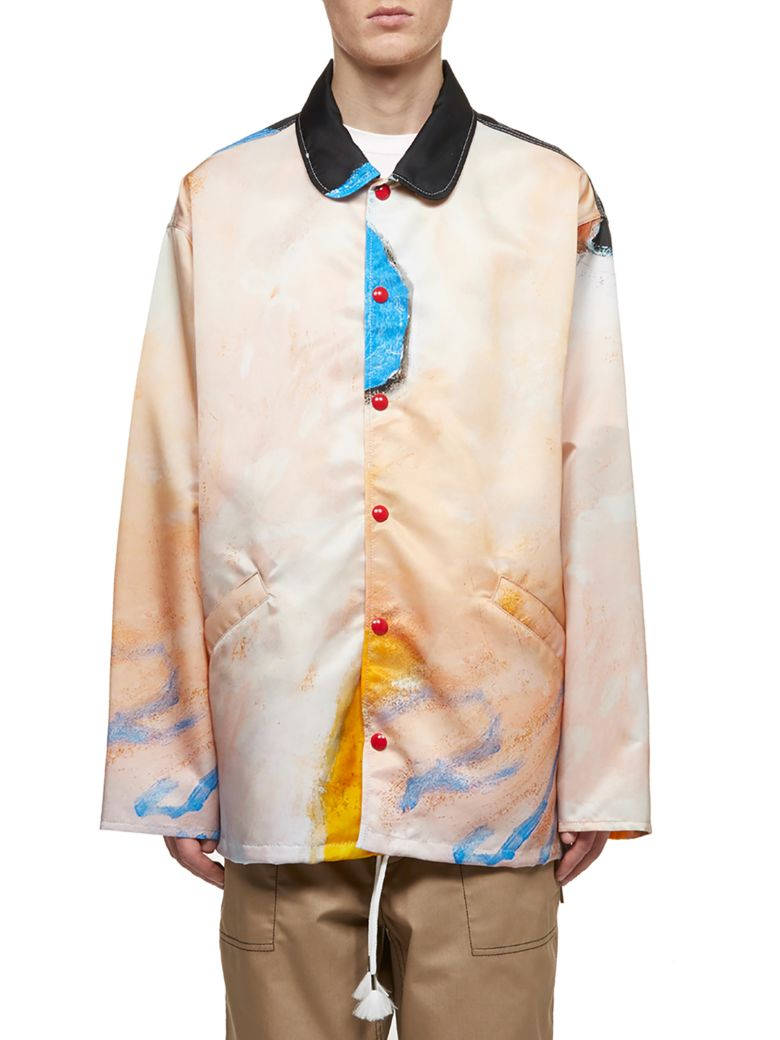 Marni Buttoned Shirt - Multicolor