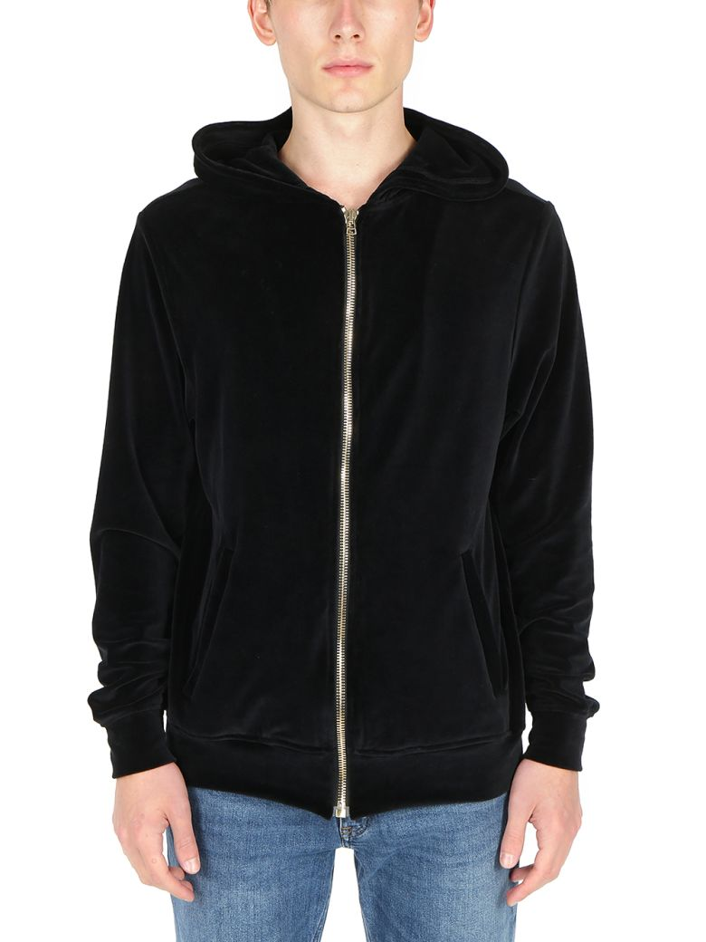 ih nom uh nit - Zip Sweatshirt - Black