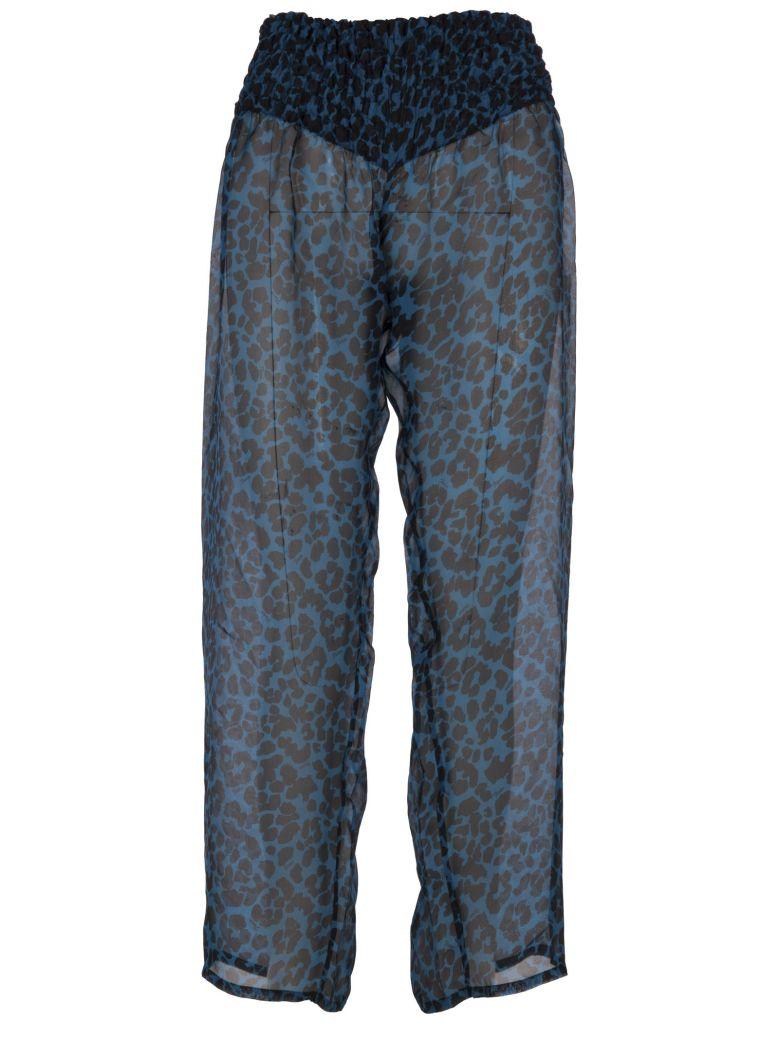 Fisico - Cristina Ferrari Fisico Trousers - Leopard