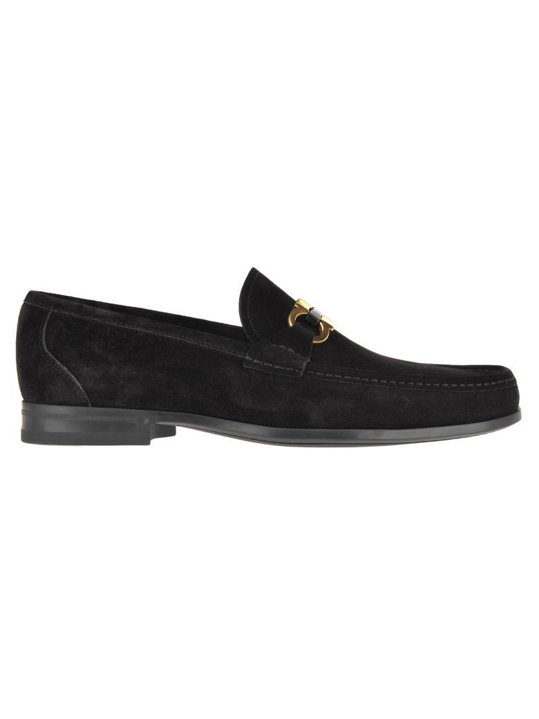 Salvatore Ferragamo Salvatore Ferragamo Grandioso Loafers - BLACK