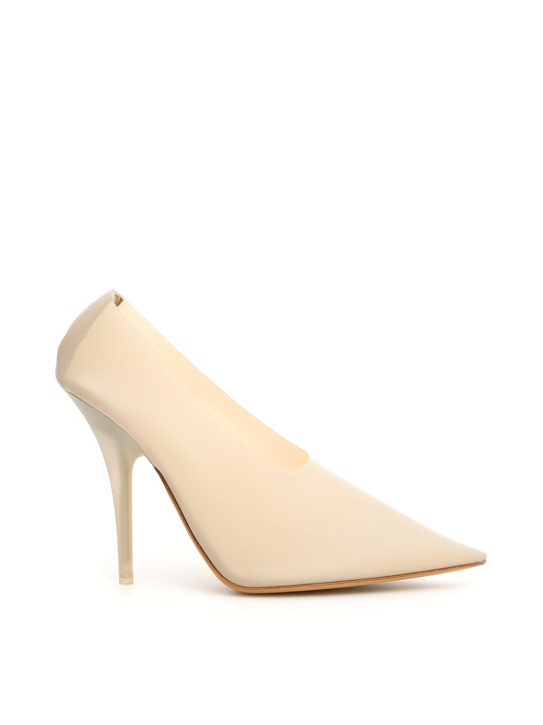 Yeezy Pvc Pumps - MILITARY LIGHT|Beige