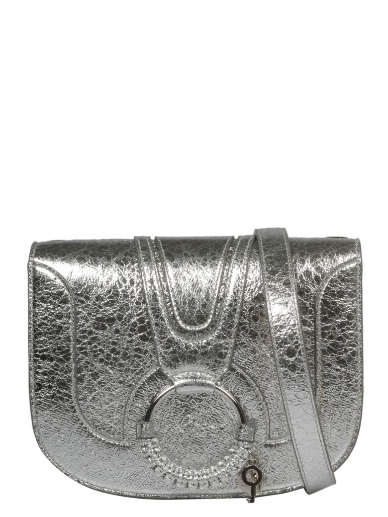 See by Chloé Metallic Hana Shoulder Bag - Dl