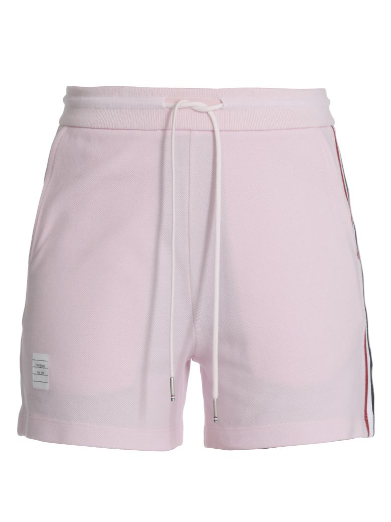 Thom Browne Cotton Shorts - LT PINK