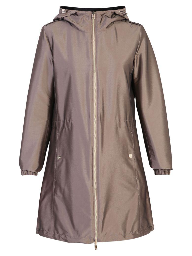 Herno Reversible Jacket - Metallic