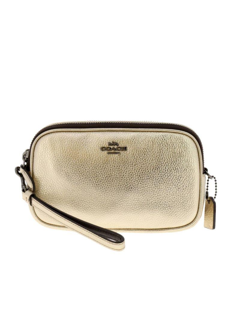 Coach Mini Bag Shoulder Bag Women Coach - gold