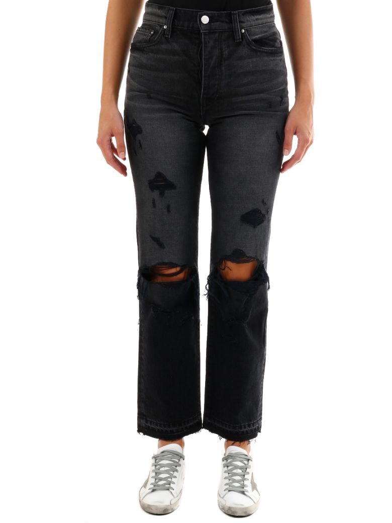 AMIRI Black Denim - Black