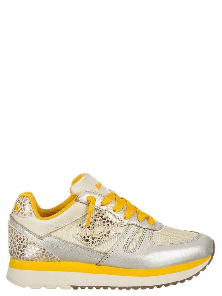 Lotto Leggenda Metal W Sneakers - Giallo-oro
