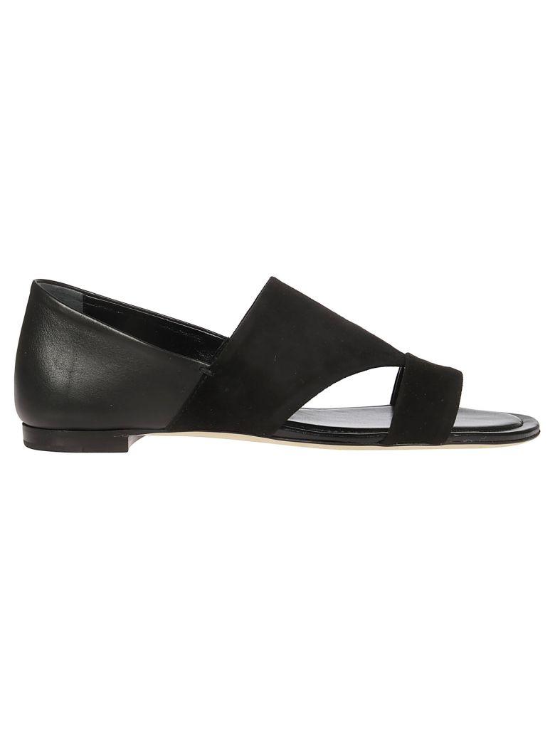 Tod's Cut-out Sandals - Black