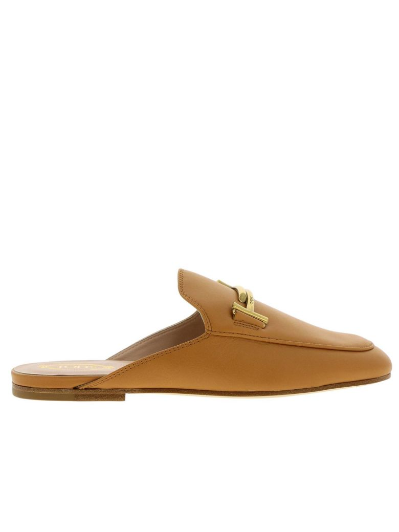 Tod's Ballet Flats Shoes Women Tod's - leather