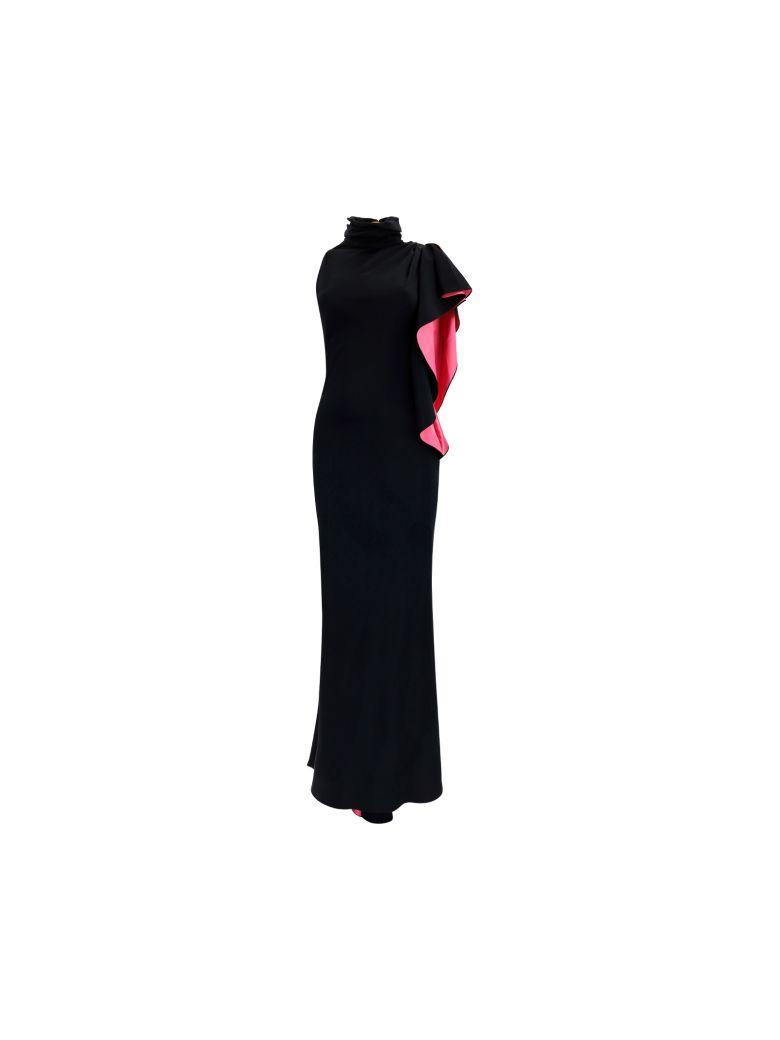 REDEMPTION Dress - Black & pink