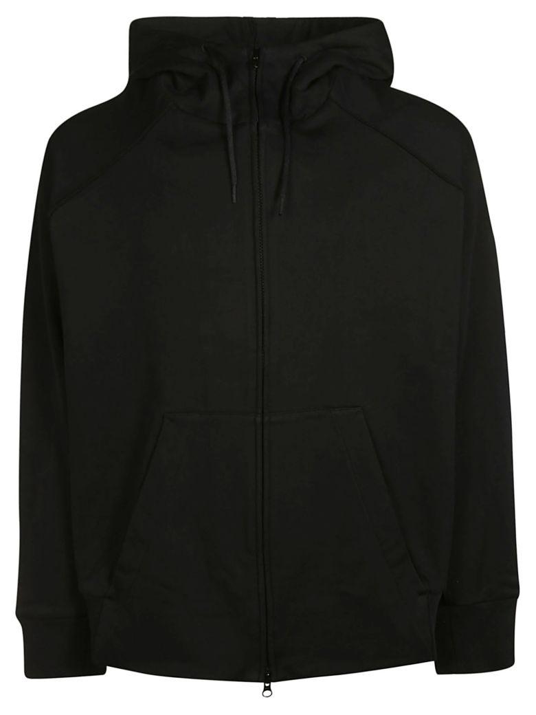 Y-3 Zipped Hoodie - Black