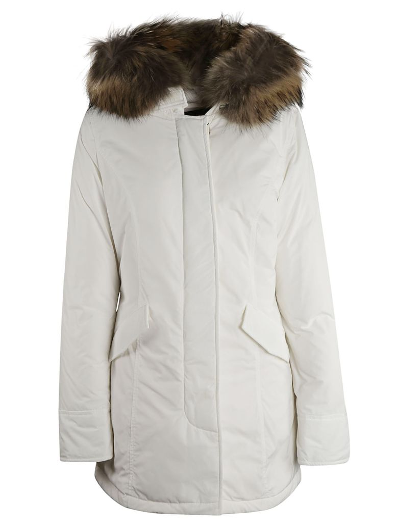 Woolrich Military Parka - Artic White