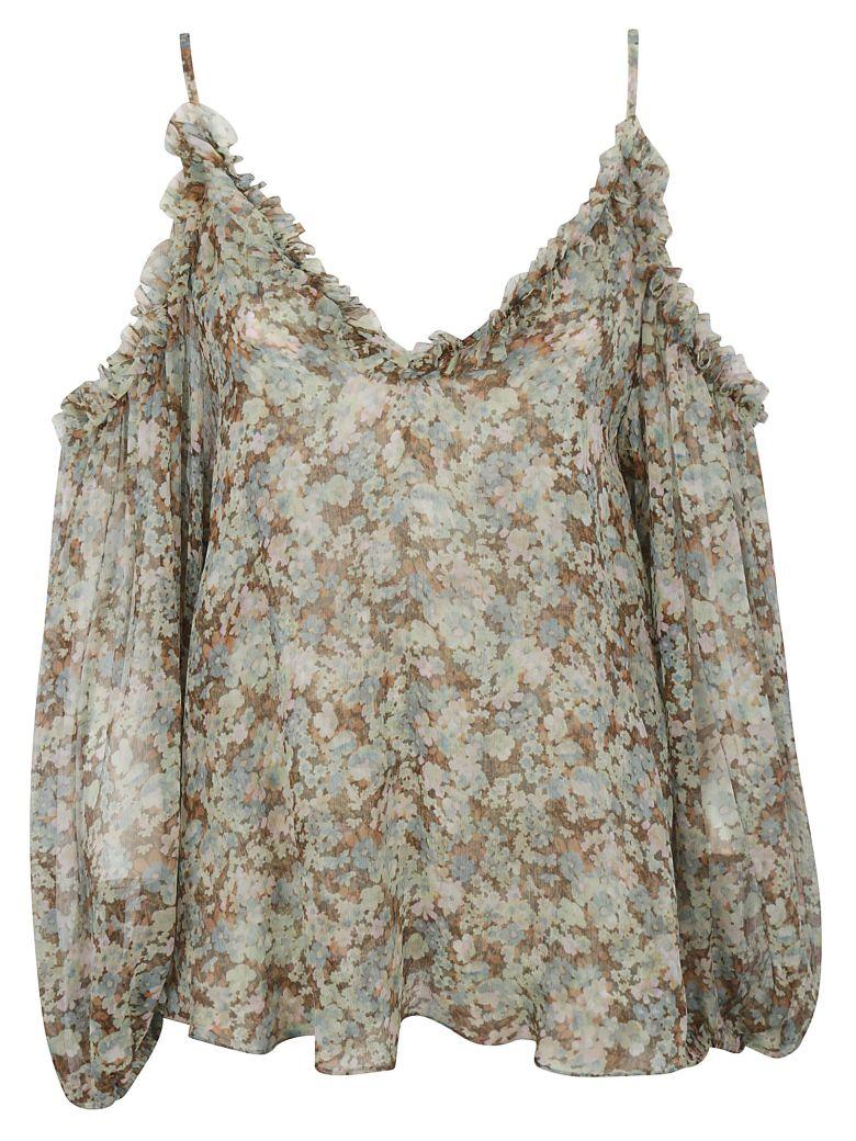 Stella McCartney Floral Blouse - Multicolor