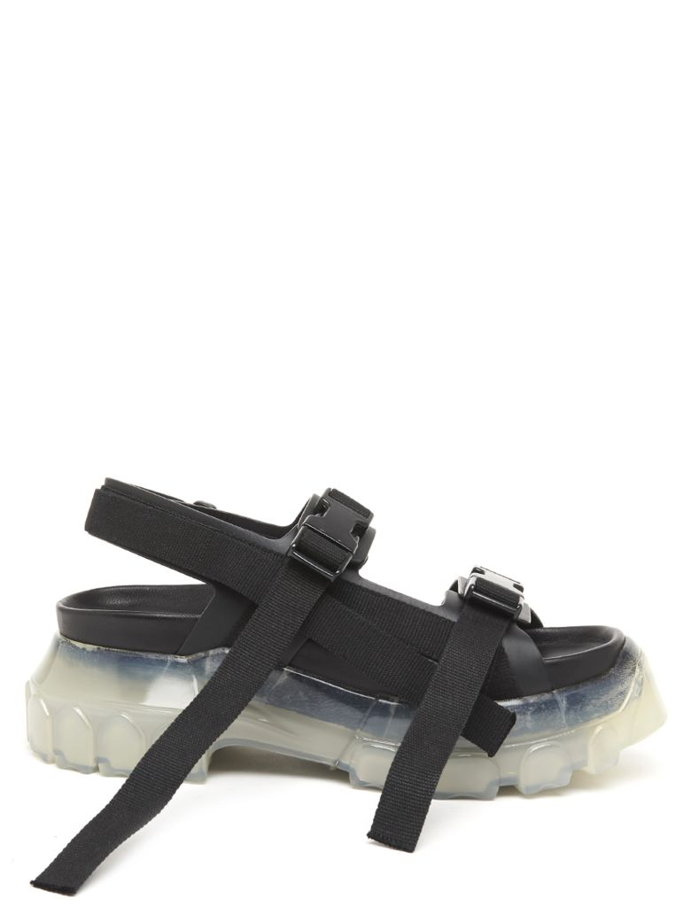 Rick Owens 'tractor' Shoes - Black