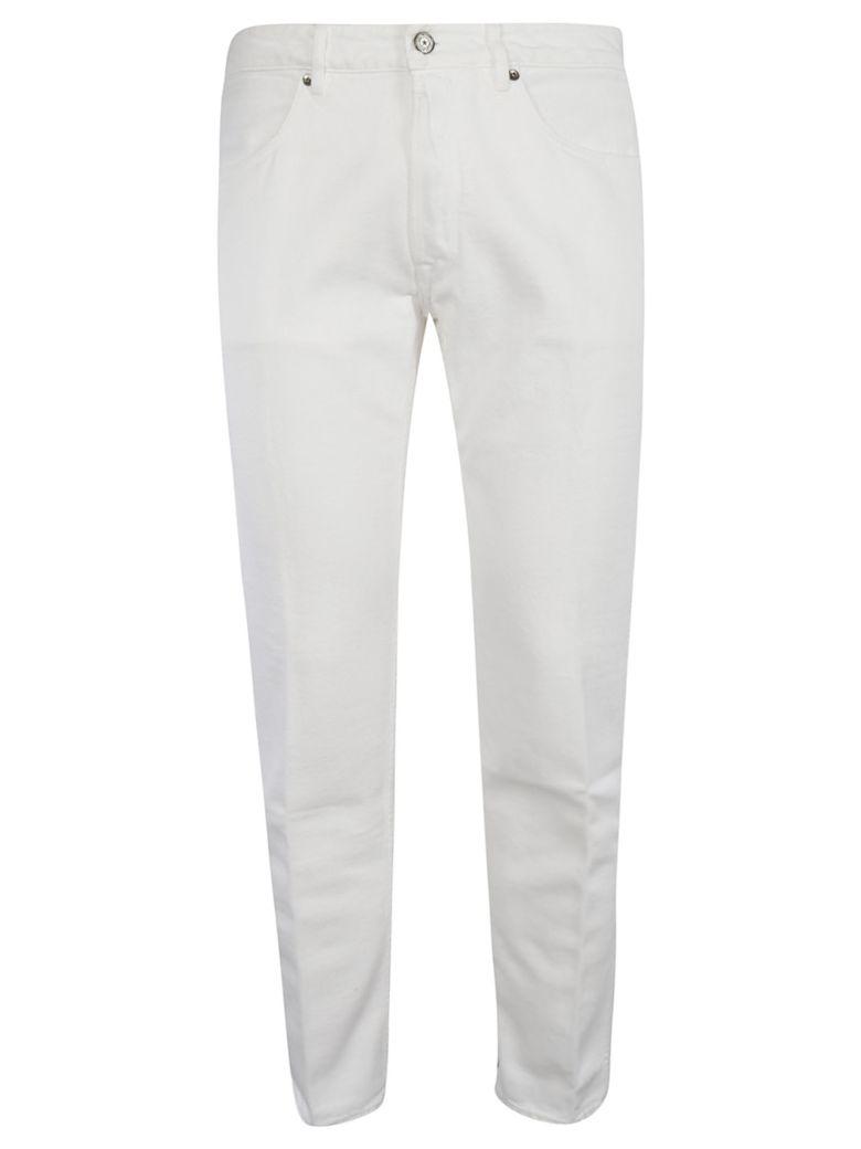 Golden Goose Slim Jeans - White Destroyed