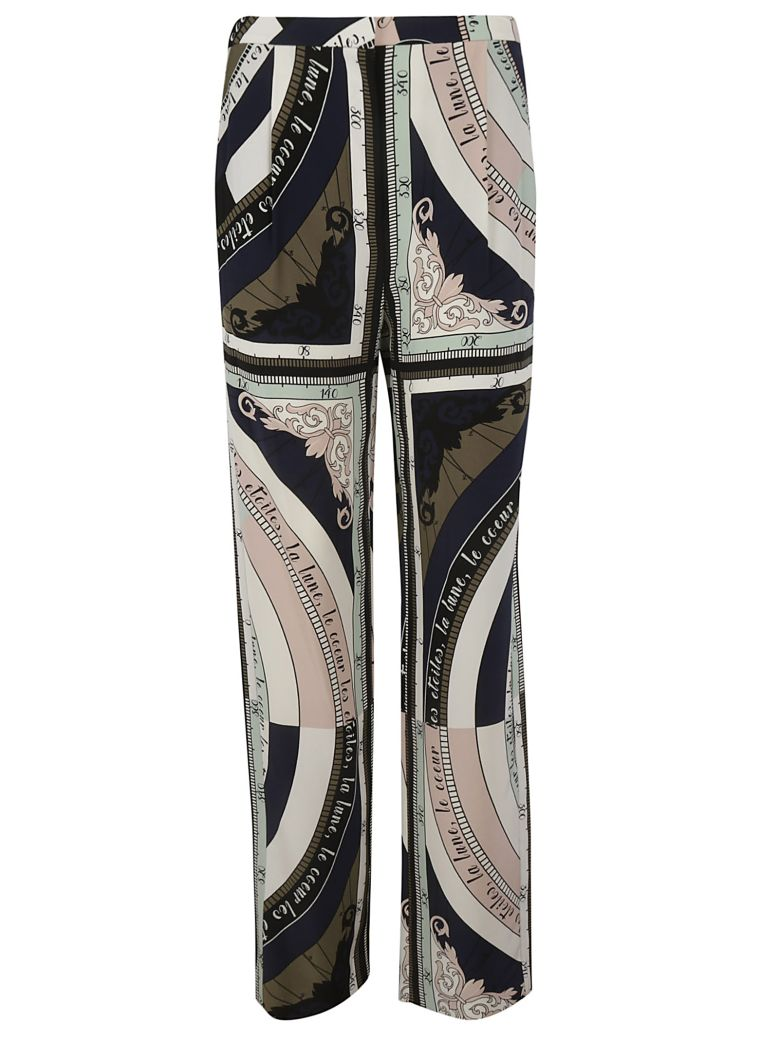Tory Burch Sienna Trousers - multicolored