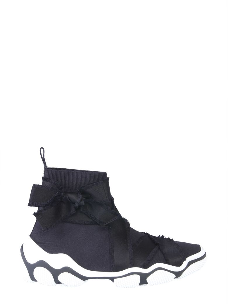RED Valentino Glam Run Sneakers - NERO
