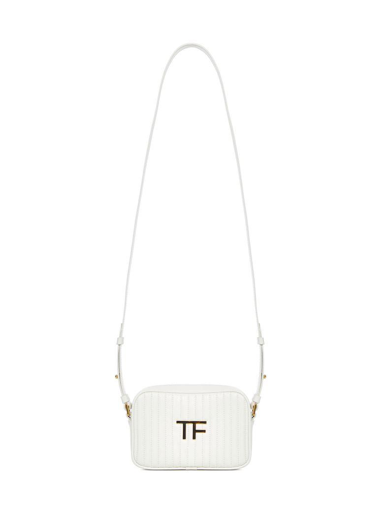 Tom Ford Shoulder Bag - Chalk