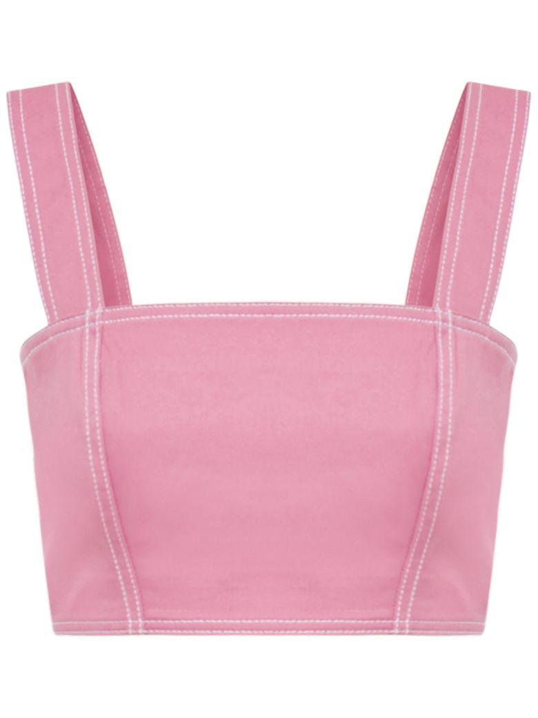 Balmain Paris Top - Pink